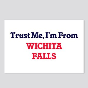 Trust Me, I'm from Wichit Postcards (Package of 8)